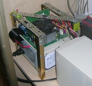 Домашний сервер своими руками фото